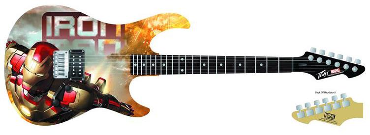 Iron Man Guitar 2