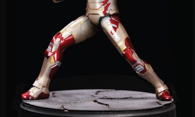 Iron Man - Mark XLII armor