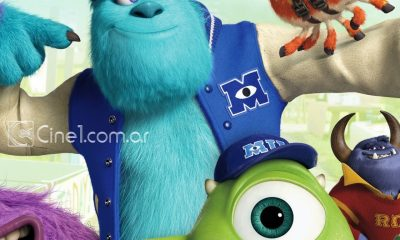 MONSTERS UNIVERSITY International Poster 01