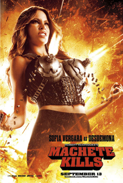 Machete Kills - Sofia Vergara