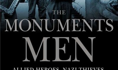 The Monuments Men Book Cover