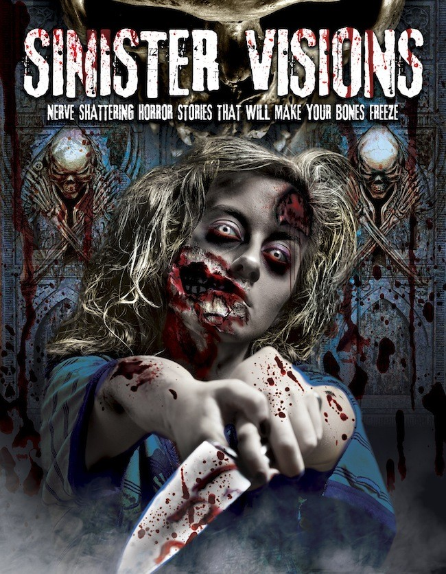 SINISTER VISIONS Teaser Poster And Official Synopsis!