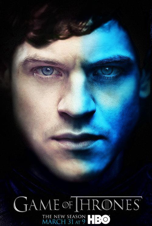 GoT Season 3 Character Poster Ramsay Bolton