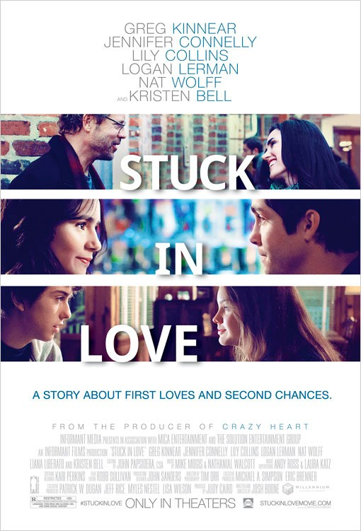 Stuck in Love-Poster
