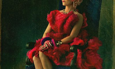 THE HUNGER GAMES CATCHING FIRE Elizabeth Banks Poster