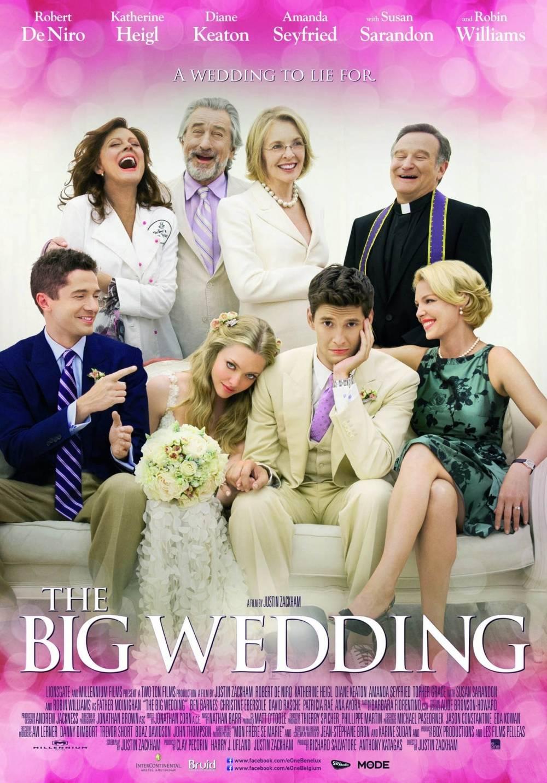 THE BIG WEDDING International Trailer!