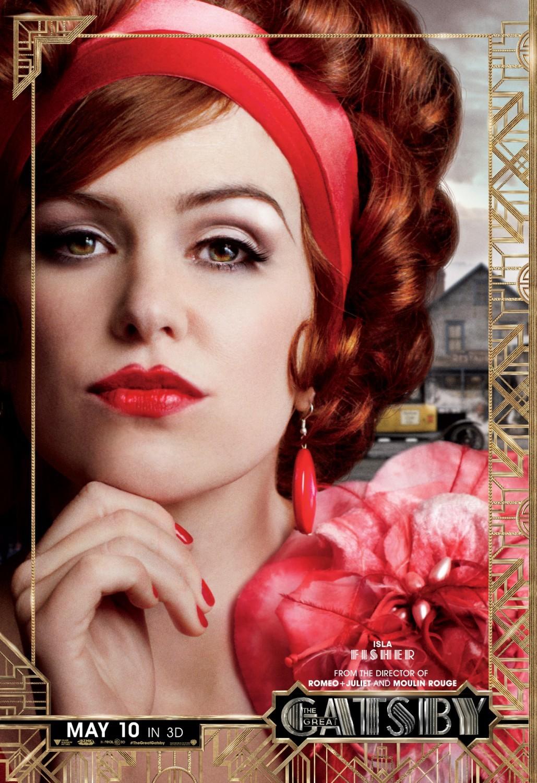 The Great Gatsby - Isla Fisher