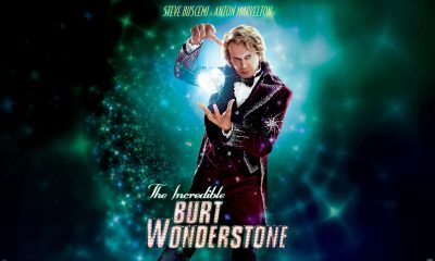 The Incredible Burt Wonderstone wallpaper