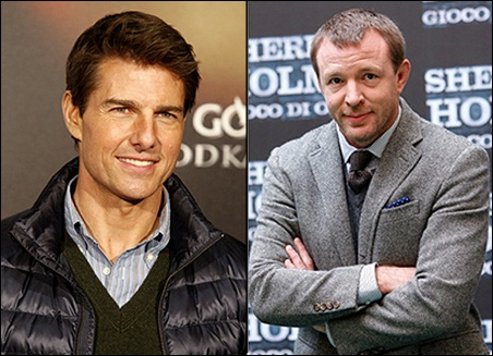 Tom Cruise-Guy Ritchie