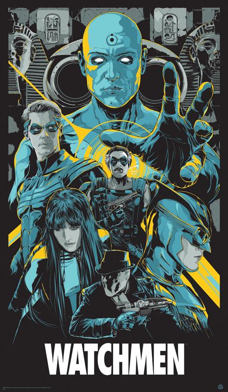 Watchmen-KenTaylor-Poster-Variant-Mondo
