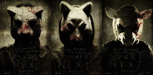 You're Next - Animal Posters