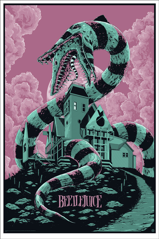 KenTaylor-Beetlejuice-Poster-Regular-Mondo