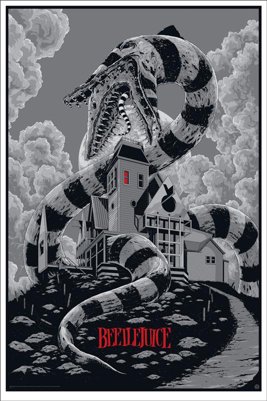KenTaylor-Beetlejuice-Poster-Variant-Mondo