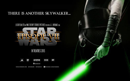 Star Wars: Episode VII Fan-made Teaser Poster