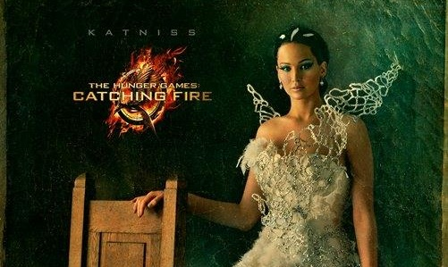 Hunger Games: Catching Fire - Jennifer Lawrence - Image Detail