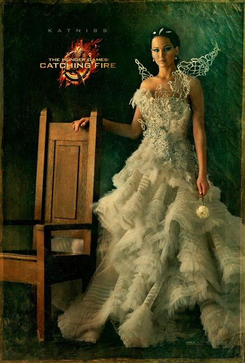 Hunger Games: Catching Fire - Jennifer Lawrence Image