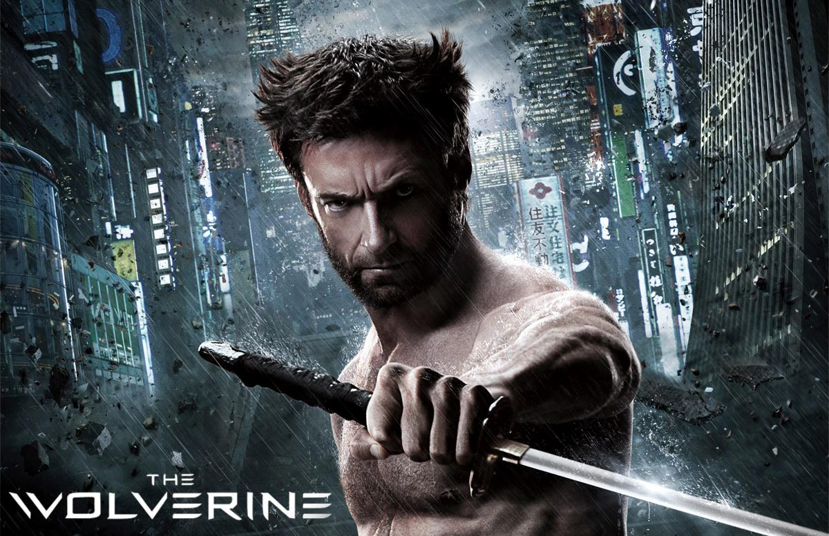 The Wolverine 2013: THE WOLVERINE Poster: Hugh Jackman As Logan