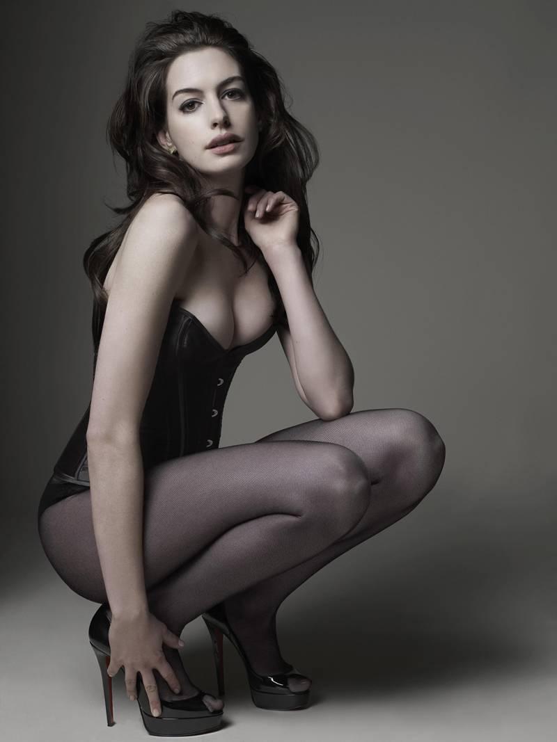 Anne Hathaway On Board For Nolan's INTERSTELLAR?