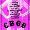 CBGB poster - Debbie Harry
