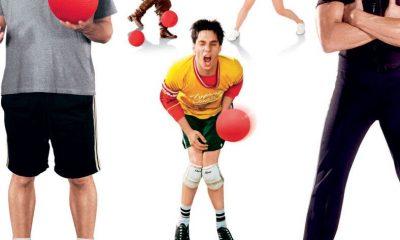 Dodgeball poster