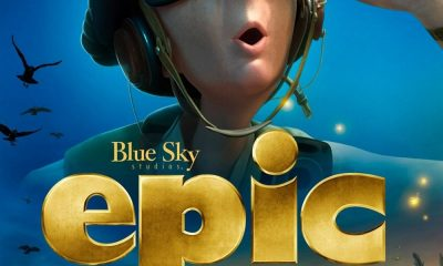 EPIC Poster Jason Sudeikis as Bomba