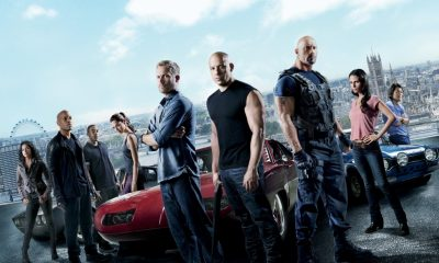 Fast and Furious 6-Poster