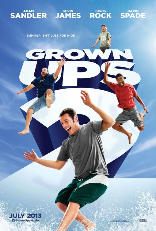 Grown Ups 2 - Poster