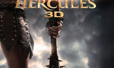 Hercules 3D poster
