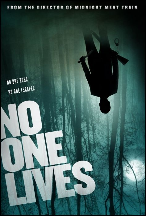 No One Lives - Poster