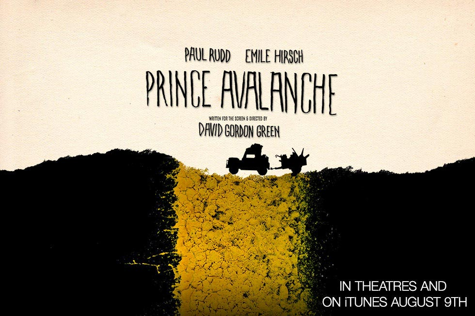 2013 Download Prince Avalanche Movie