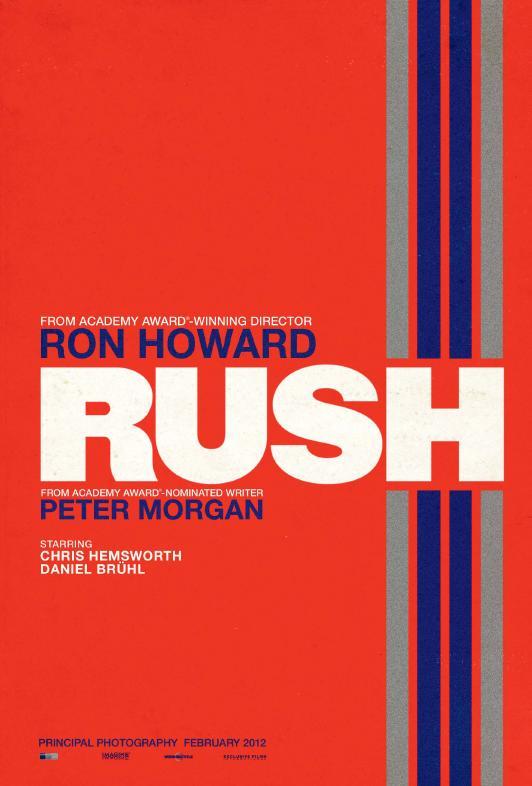 Rush - Teaser Poster