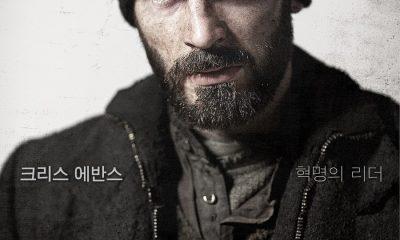 Snowpiercer-Poster-Chris Evans