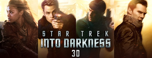 Stark Trek Into Darkness-Banner