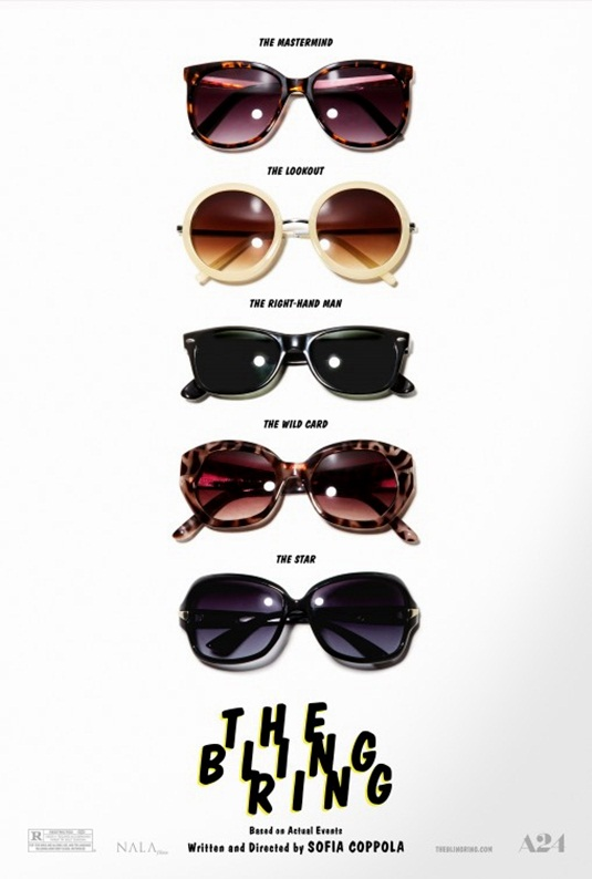 The Bling Ring-Poster