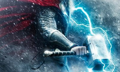 Thor: The Dark World - Poster