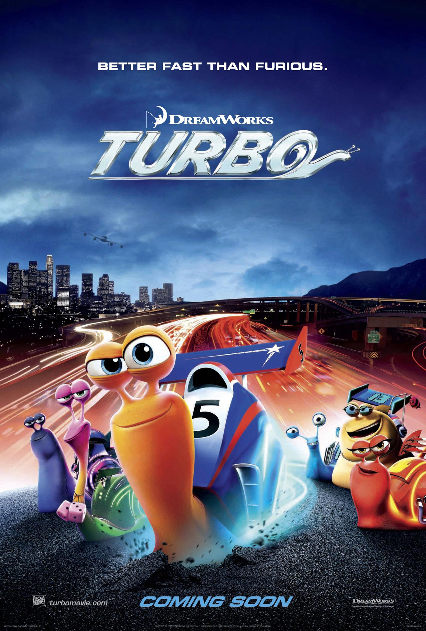 TURBO International Poster