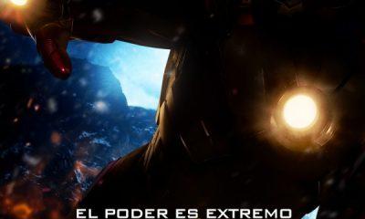 Iron Man 3 Latin America poster