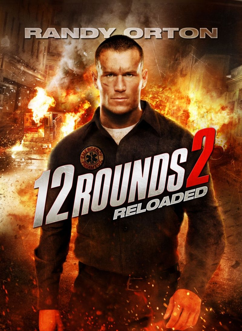 12 Rounds Reloaded Trailer Poster