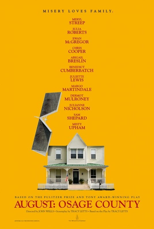 August: Osage County-Poster