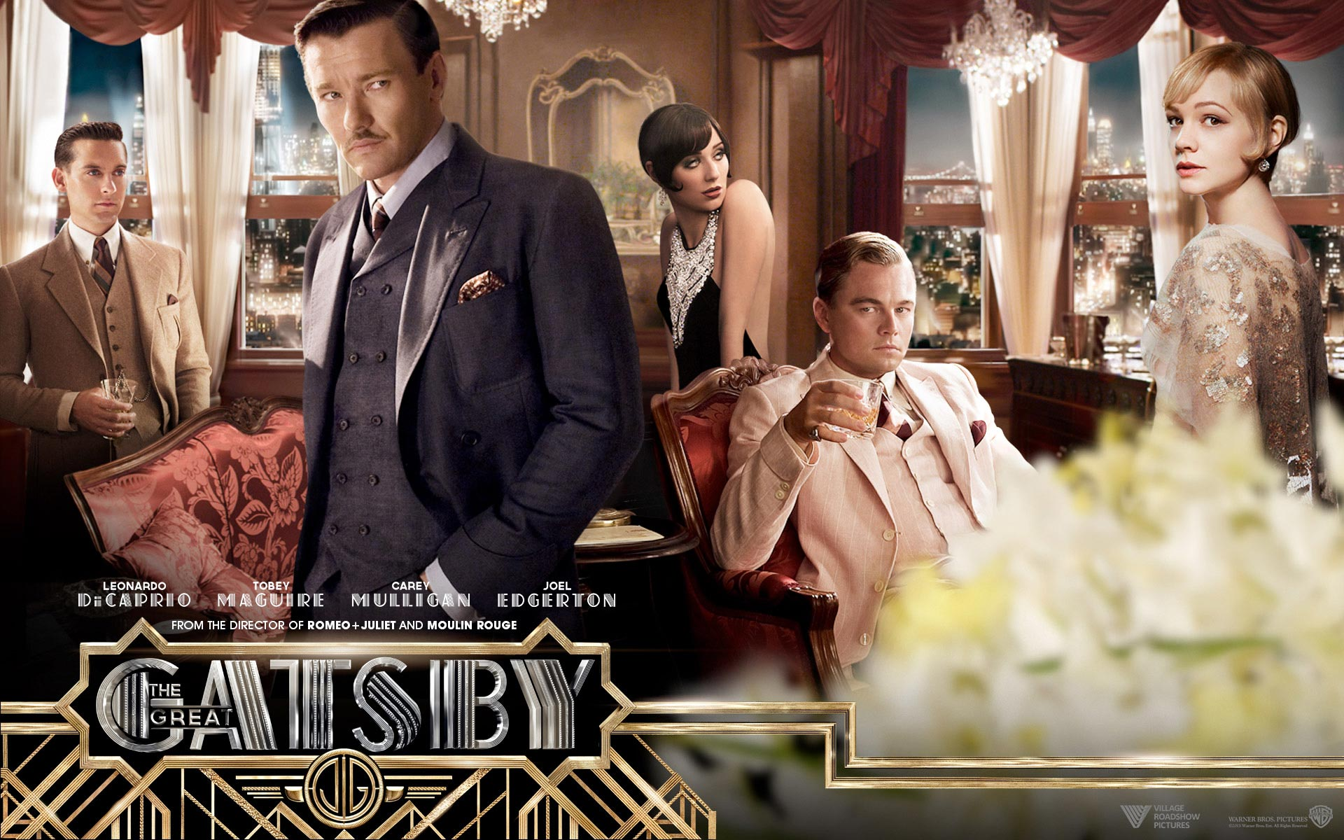1 10 the great gatsby The great gatsby is the most famous novel by fscott fitzgerald but, what does it mean here are a few questions for study and discussion.