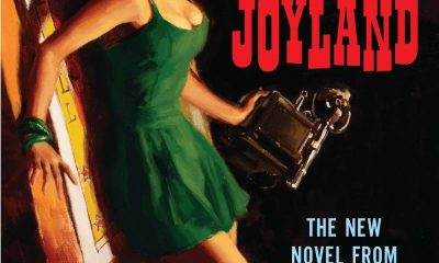 JOYLAND Stephen King Cover Full
