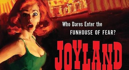 JOYLAND Stephen King Cover