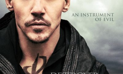 Jonathan Rhys Meyers as Valentine Morgenstern Poster