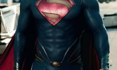 MAN OF STEEL Image 01