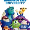 MONSTERS UNIVERSITY Poster 01