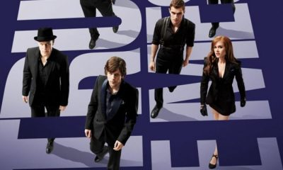 NOW YOU SEE ME International Poster