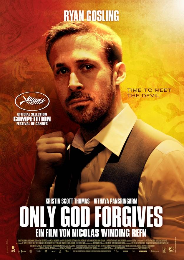 Only God Forgives 2013 movie