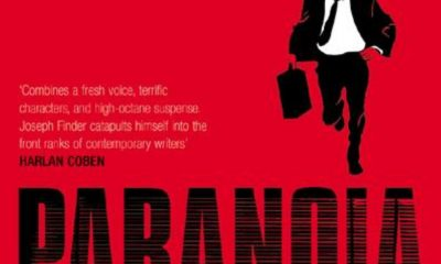 Paranoia book cover