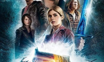 Percy Jackson Sea of Monsters International Poster