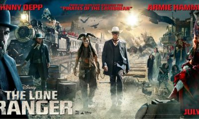 THE LONE RANGER Banner